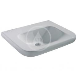 IDEAL STANDARD - Contour 21 Umývadlo pre telesne postihnutých 600mmx175mmx555mm (bez otvoru na batériu a bez prepadového otvoru), biela (E512201)