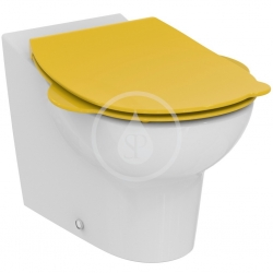 IDEAL STANDARD - Contour 21 WC sedadlo detské 3 – 7 rokov (S3123), žltá (S453379)