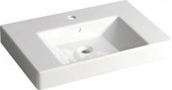 ISVEA - SISTEMA V keramické umývadlo 70x45cm (PURITY) (10PL51070)
