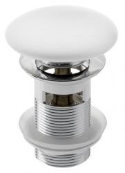 ISVEA - Výpusť pre umývadlá s prepadom, keramická zátka (38TP0112)