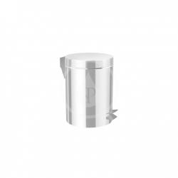 JIKA - Generic Odpadkový kôš, 230 mmx250 mmx300 mm – 5 l, leštená nehrdzavejúca oceľ (H3893D30042001)