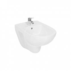 JIKA - Lyra plus Závesný WC bidet, otvor na batériu, biela (H8303810003021)