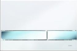 JOMO - TLAČIDLO EXCLUSIVE 2.0 BIELA / CHROM LESK (167-34000136-00)