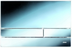 JOMO - TLAČIDLO EXCLUSIVE 2.0 CHROM LESK / CHROM LESK (167-34003636-00)