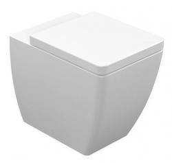 KERASAN - EGO WC misa 36x43x53cm, spodný/zadný odpad (321601)