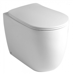 KERASAN - NOLITA WC misa NORIM, 35x43x55cm, spodný/zadný odpad (531801)