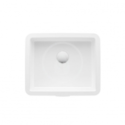 Laufen - Living Vstavané umývadlo, 350mmx280mm, biela – bez otvoru na batériu (H8124340001091)