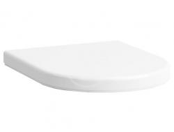 Laufen - Pro WC doska, odnímateľná, SoftClose, duroplast, biela (H8969513000001)