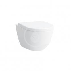 Laufen - Pro Závesné WC, 530x360mm, Rimless, biela (H8209660000001)