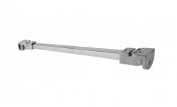MEREO - Vzpera pre WALK IN zásteny 120 cm (CK10610R)