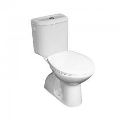 MEREO - WC kombi, spodný odpad s armatúrou (VSD80 (H8602770007871))