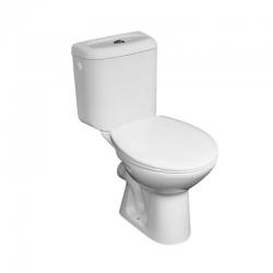 MEREO - WC kombi, zadný odpad s armatúrou (VSD90 (H8602760007871))