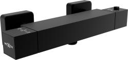 MEXEN - Cube termostatická sprchová batéria čierna (77200-70)