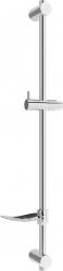 MEXEN - DF Posuvný držiak sprchy s mydlovničkou, 80 cm, chróm (79382-00)