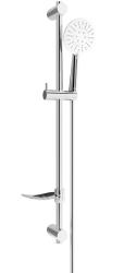 MEXEN/S - DF67 posuvný sprchový set, chróm (785674582-00)