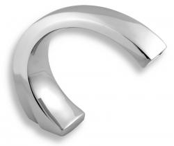 NOVASERVIS - Výtokové ramienko vaňovej stojánkovej batérie chróm (RAM0049,0)
