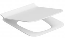 OPOCZNO - SEDADLO SPLENDOUR SLIM duroplast antibakteriálne s pomalým sklápením, so systémom ľahkého odobranie pomocou jedného tlačidla (K98-0139)