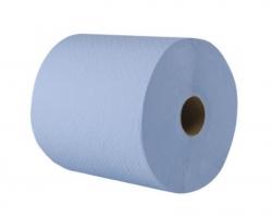 Ostatní - AND GO Papierové role Excellent Y2 175m, 2 vrstvový, modrý, recyklované. Šírka 20cm, pr.19,5 42010000 (42010000)