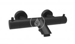 PAFFONI - Light Termostatická vaňová batéria, matná čierna (LIQ022NO)
