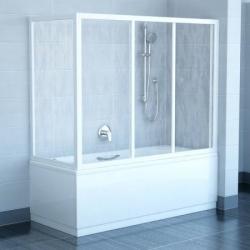 Pevné a bočné steny do sprchových kútov
