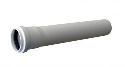 Plast Brno - HT BIELA rúrka 50 x 500 mm HTEM CT50501 (CT50501)