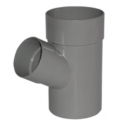 Plast Brno - PVC odbočka 110/50 67st. 82350 (82350)