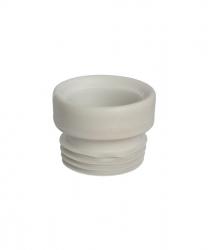 Plast Brno - WC manžeta 110 priama -gumová (245 g) MCS0000 (MCS0000)