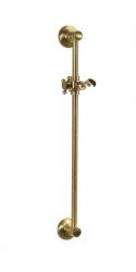 Posuvné držiaky pre sprchu