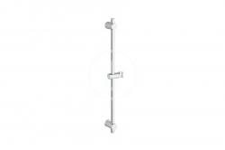 RAVAK - Sprchy Tyč 975.00 s posuvným držiakom sprchy a sostenovým vývodom, 60 cm, chróm (X07P342)
