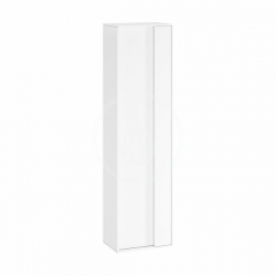 RAVAK - Step Vysoká skrinka SB, 430x290x1600 mm, biela/biela (X000001430)
