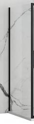 REA - Bočná stena Rapid 90 čierna (REA-K6422)