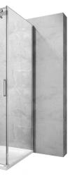 REA - Stena pre sprchovací kút Nixon-2 100 (REA-K5014)