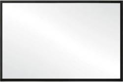REA - Tutumi nástenné zrkadlo KLMH-6045B 60x45cm čierne (HOM-05022)