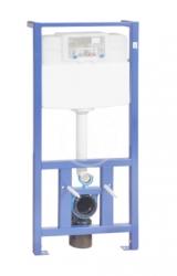 SANELA - Příslušenství Montážny rám so splachovacou nádržkou na sadrokartónové konštrukcie (SLR 21)