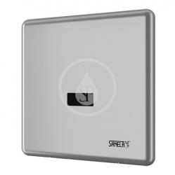 SANELA - Senzorové pisoáry Splachovač pisoára z nehrdzavejúcej ocele s infračervenou elektronikou ALS, sieťové napájanie (SLP 02K)