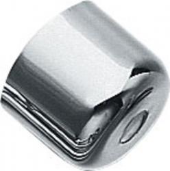 SAPHO - Pisoárové krytka s otvorom, chróm (SAPHOAT92451 / 434800)