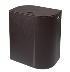 SAPHO - VELA kôš na prádlo 48,5x61x32cm, hnedá (2464DB)