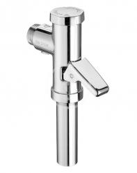 SCHELL - Schellomat Tlakový splachovač WC s páčkou, chróm (022020699)