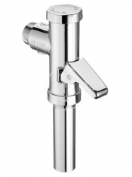 SCHELL - Schellomat Tlakový splachovač WC s páčkou, chróm (022380699)
