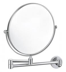 SLEZAK-RAV - Kozmetické zrkadlo okrúhle, Farba: chróm (COA1100)