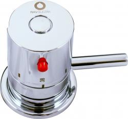 SLEZAK-RAV - Mixážny rúčka termostatická, Farba: chróm, Rozmer: 3/8 '' (DT268.0)
