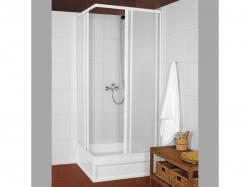 Štvorcové sprchové kúty