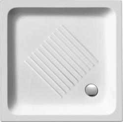 Štvorcové sprchové vaničky