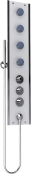 Teiko HM panel BOSS ECO-Therm T1-110 spr.panel-rohový s termost.baterií V262110N92T02021 (V262110N92T02021)