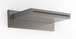 TRES - Nástenné sprchové kropítko s kaskádou 152x200 mm (29990304AC)
