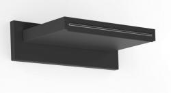 TRES - Nástenné sprchové kropítko s kaskádou 152x200 mm (29990304NM)