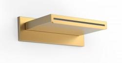TRES - Nástenné sprchové kropítko s kaskádou 152x200 mm (29990304OM)