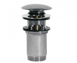 TRES - Umývadlový ventil s prepadom zátka O 66 mm CLICK-CLACK (13454160)