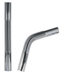 TRES - Uzatváracích ventilov pružná vlnitá mosadzná rúrka pre fľaškový sifón 300 mm (913463330)