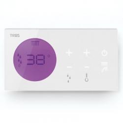 TRES - Zapustené elektronické termostatické ovládanie SHOWER TECHNOLOGY (09286299)